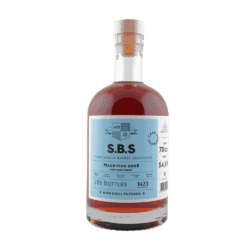 "S.B.S. Single Barrel Selection Mauritius ""Port Cask"" 2008"