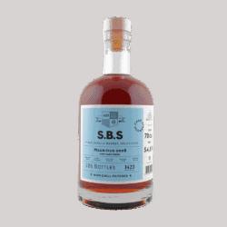 "S.B.S. Single Barrel Selection Mauritius ""Port Cask"" 2008"