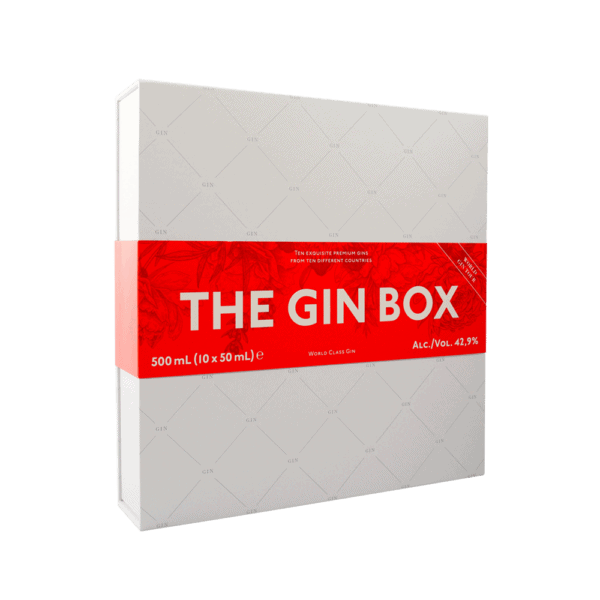 "The Gin Box ""World Tour Edition"" 2020"