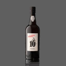Madeira Barbeito 10 års Malvasia