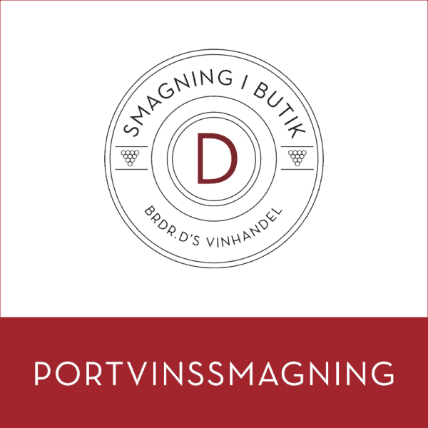 Portvinssmagning -  Østerbro 11. november 2021