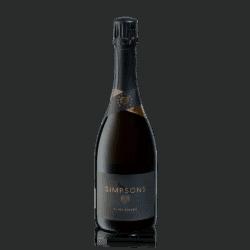 """Simpsons Wine Estate """"Flint Fields"""" Blanc de Noir 2017"""