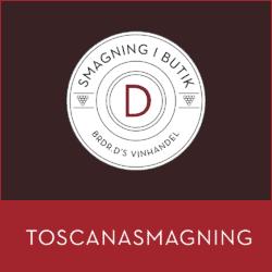 Toscanasmagning - Østerbro 30. september 2021