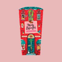 Monty Bojangles Truffles Julekalender 2021
